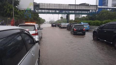 Genangan Air 1 CM Bisa Sebabkan Aquaplaning