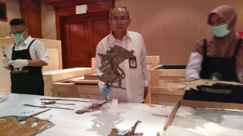 1.500 Koleksi Benda Indonesia di Belanda Pulang Kampung
