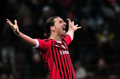 Kedatangan Ibrahimovic Belum Cukup untuk Bangkitkan Milan