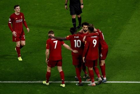 Data & Fakta Menarik Kemenangan Liverpool atas Sheffield United