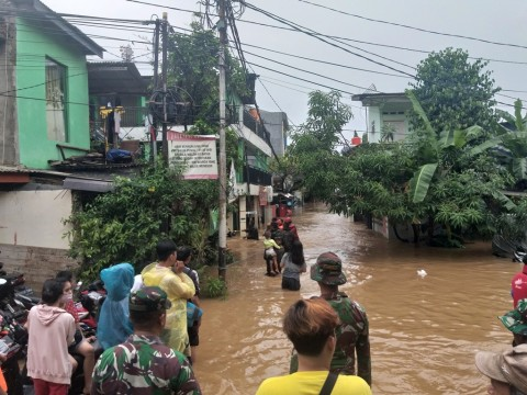 Kereta Klinik Dikerahkan Layani Korban Banjir