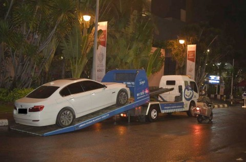 Banjir Jakarta, Bagaimana Nasib Kendaraan Korban Banjir?