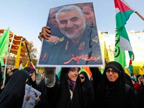 Kematian Jenderal Soleimani Akan Dibalas Garda Revolusi