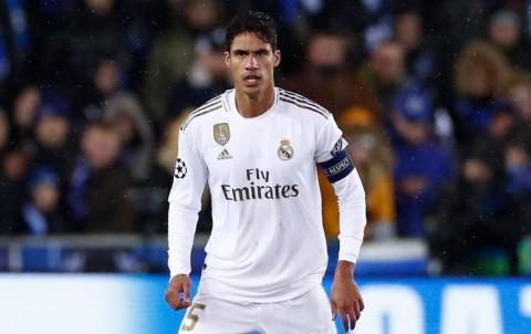 Ketika Varane Membentak Ronaldo
