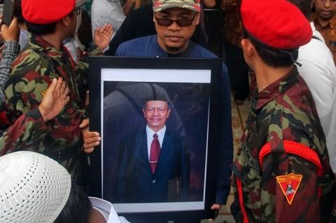 Ketua PP Muhammadiyah Yunahar Ilyas Dimakamkan