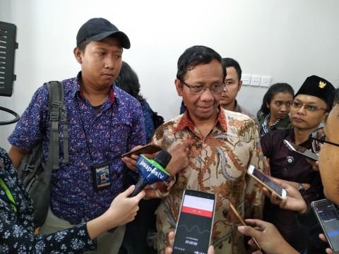 Mahfud: Tak Ada Islamofobia di Indonesia
