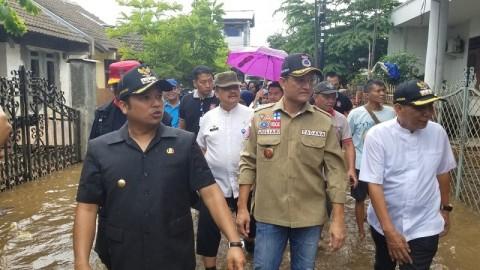 4 Korban Tewas Akibat Banjir Belum Teridentifikasi