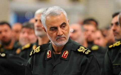 Jenderal Qassim Soleimani dari Iran Merongrong Washington