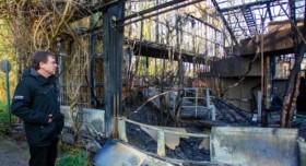 Kebakaran Kebun Binatang Jerman, Tiga Wanita Menyerahkan Diri