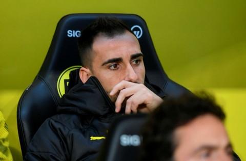 Haaland Datang, Alcacer Makin Tertarik Tinggalkan Dortmund