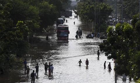 Banjir Berpotensi Hambat Kegiatan Bisnis