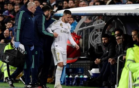 Hazard Absen di Piala Super Spanyol
