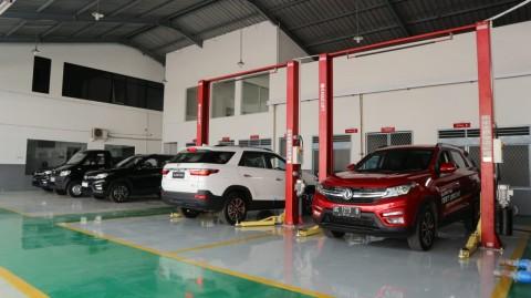 DFSK Berikan Diskon untuk Perbaikan Mobil Korban Banjir