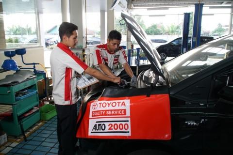 Ini Tingkatan Perbaikan Mobil-Mobil yang Terkena Banjir