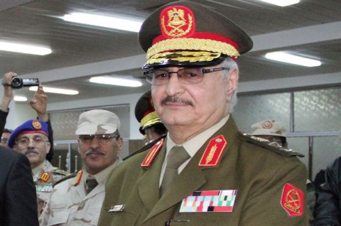 Haftar Serukan Warga Libya untuk Hadapi Pasukan Turki