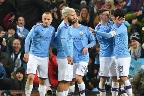 Manchester City Permak Port Vale