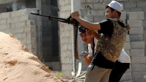 Serangan di Sekolah Militer Libya Menewaskan 28 Orang