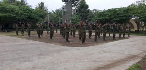 Ribuan Anggota Menwa Siap ke Natuna