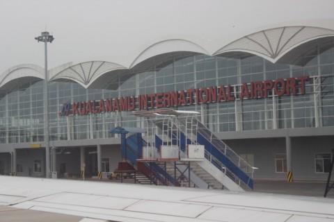 Tahun Baru, Penumpang Bandara Kualanamu Capai 5.638 Orang