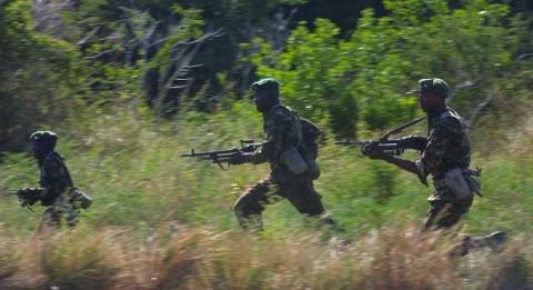 Tiga Personel Militer AS Tewas dalam Serangan di Kenya