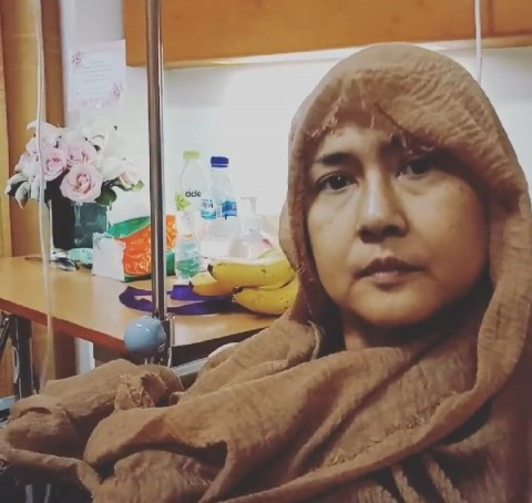 Aktris Ria Irawan Wafat