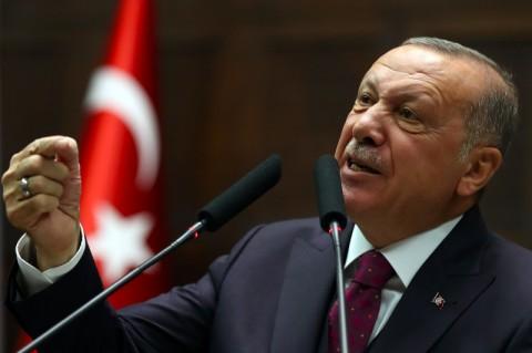 Erdogan: Kematian Jenderal Soleimani Tak Bisa Dibiarkan