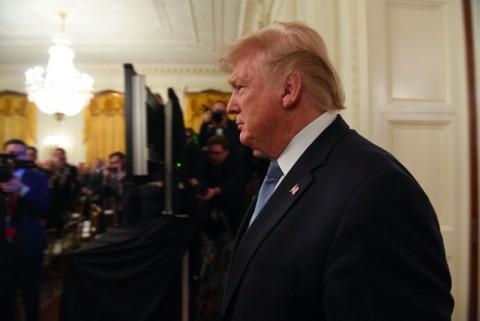 Trump Kembali Ancam Serang Iran Jika Lakukan Pembalasan