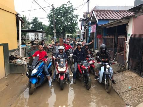 Forwot Salurkan Bantuan untuk Korban Banjir
