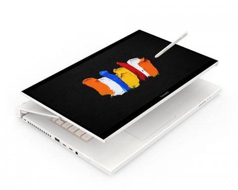 Acer Bawa Laptop Kretor Konten Anyar di Merek ConceptD