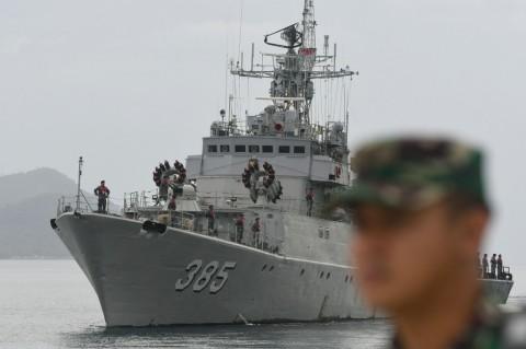 TNI Taati Perjanjian Internasional Terkait Perairan Natuna