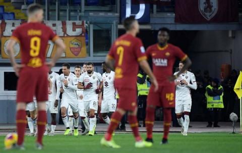 Analisis Fonseca Soal Kekalahan Roma dari Torino