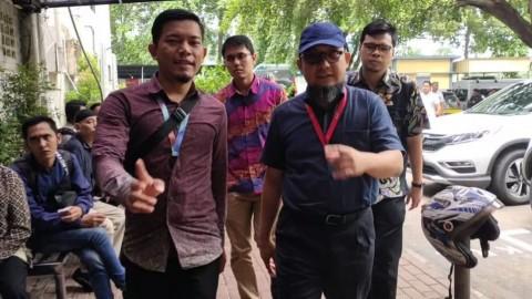 Polisi Diminta Mengungkap Motif Penyiraman Novel