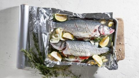 Bahaya Membungkus Makanan dengan Aluminium Foil