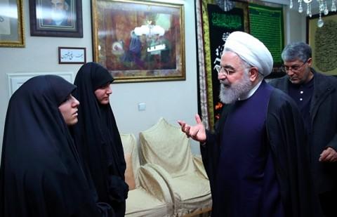 Putri Soleimani Kutuk AS Terkait Kematian Ayahnya