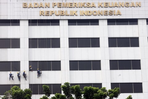 BPK Audit Laporan Keuangan 2019 di Enam Kementerian