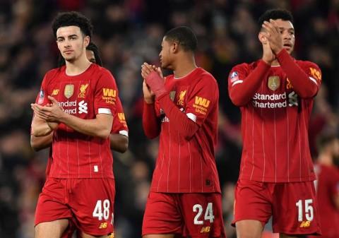Curtis Jones Kurang Sehat saat Bantu Liverpool Tekuk Everton