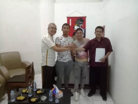 Dua Pemain PSS Perpanjangan Kontrak