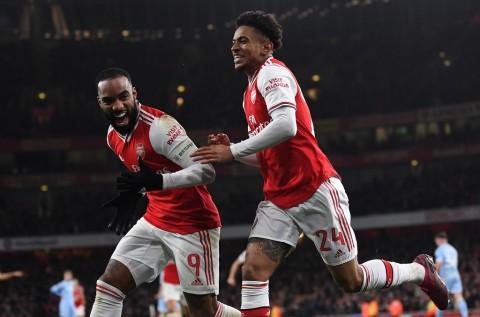 Arsenal Susah Payah Lolos Babak Keempat Piala FA