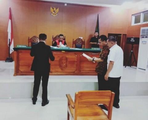Wabup OKU Ajukan Praperadilan