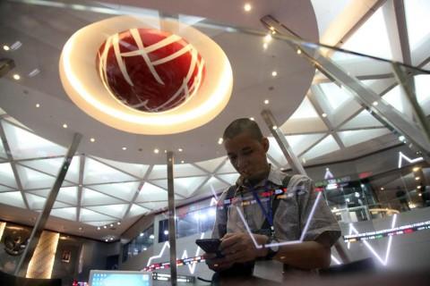 Indeks Acuan Saham Indonesia Dibuka Cerah