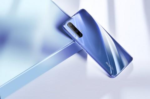 Inikah Penampakan realme X50 5G?