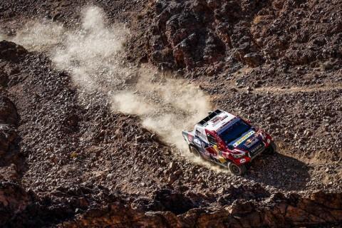 Dakar Rally 2020 Etape-2 Milik De Villiers, Terranova Pimpin Klasemen Umum