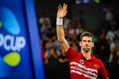 Serbia Lolos ke Delapan Besar ATP, Djokovic: Saya Sangat Emosional