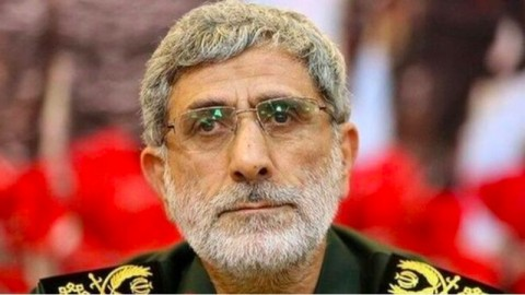Esmail Qaani, Pemimpin Baru Pasukan Garda Revolusi Iran
