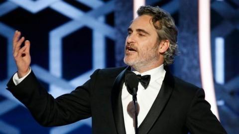 Menang Golden Globe 2020, 'Joker' Ngaku Terintimidasi 'Batman'