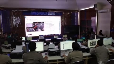 Surabaya Akan Terapkan Tilang Elektronik