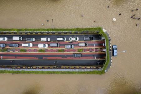 Ratusan Warga Terdampak Banjir Siap Gugat Pemprov DKI
