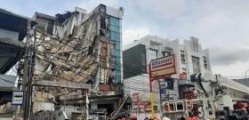 Waspadai Tanda-Tanda Bangunan akan Ambruk