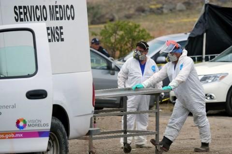 60 Ribu Orang Hilang Sejak Perang Narkoba Meksiko 2006