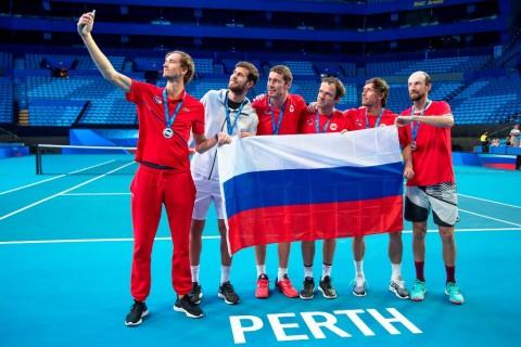 Rusia Melaju ke Perempat Final ATP 2020